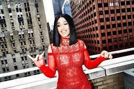 Cardi B Makes Billboard History With More Simultaneous Songs