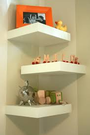 baby nursery captivating images about corner shelf tv stand wall hanging shelves and tv