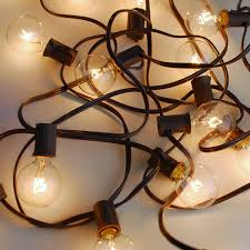 Big Bulb String Lights Us 17 89 30 Off Globe Christmas Festoon Fairy Lights Big Ball String Lights For Holiday Wedding Party Decoration In Outdoor Wall Lamps From Lights