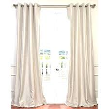 back tab curtains lined faux silk curtains ivory silk curtains faux silk lined back tab curtain