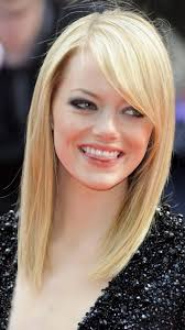Medium Hairstyles Layers Layered Medium Haircut With Side Bangs Layered Hairstyles For