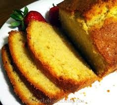 Old Fashioned Pound Cake Recipe Little House Living