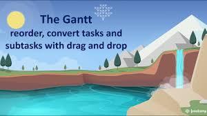 Freedcamp Gantt Chart Freedcamp Gantt Drag Drop