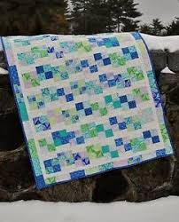 Baby Quilt Pattern, using Charm Squares, Jelly Roll, Layer Cake ... & Image is loading Baby-Quilt-Pattern-using-Charm-Squares-Jelly-Roll- Adamdwight.com