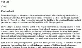 recruitment consultant cv recruitment consultant cover letter example military bralicious co