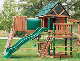 Cool playground for the kids