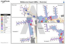 Melbourne International Airport Ymml Mel Airport Guide