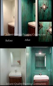 metallic faux painting for walls faux finish techniques by miami quality painting contractors inc decorative painting miami ph 786 230 0118