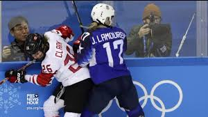 here s what made the u s canada women s olympic hockey match so riveting