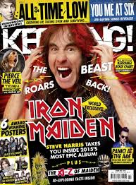 Kerrang Official Rock Chart Kerrang Magazine