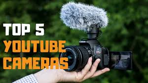 Best Cameras For YouTube in 2019 - Top 5 Cameras For YouTube Review -  YouTube
