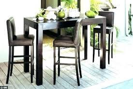 Table Haute Et Tabouret Ur Chaises Tabrets Pr Table Nviron Cm Table