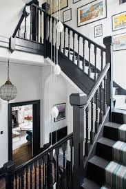 Stairs, a stairway, a staircase, a stairwell, or a flight of stairs is a construction designed to bridge a large vertical distance by dividing it into smaller vertical distances, called steps. Staircase Ideas Looks For Your Hallway That Will Make An Entrance
