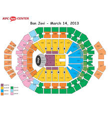 44 Credible Yum Center Louisville Kentucky Seating Chart