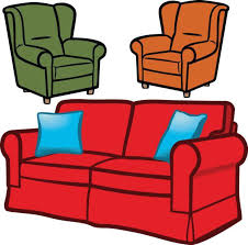 cartoon sofa chair. Sofa Chair Clip Art Best From Images Lounge Clipart . Cartoon E