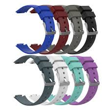 <b>Silicone Replacement Colorful</b> Sport <b>Watch</b> Band <b>Strap</b> for ASUS ...