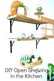 ikea kitchen shelves shelving ideas