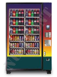 Vending Machine Front Mesmerizing STA Graphics Custom Vending Machine Graphics For Glass Front