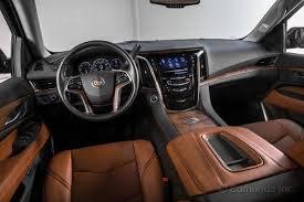 cadillac 2015 sedan interior. 2015 cadillac escalade sedan interior