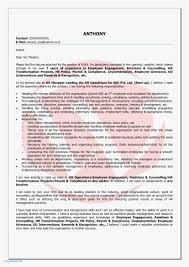 Cover Letter Engineering Internship New Sample Cover Letter For