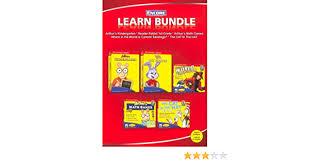 Amazon.com: Ultimate Learning 5 CD Pack - Arthur, Carmen Sandiego, & Dr.  Seuss