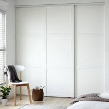 wall closet with color white door for sliding wardrobe doors with six panel doors you can apply for bedroom wall cabinets
