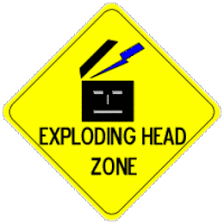 Image result for images of cartoon head exploding