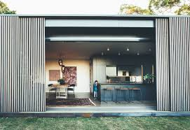 modern houses architecture. This Australian Abode Is A Glass Pavilion Wrapped In Sliding Hardwood Screens Modern Houses Architecture
