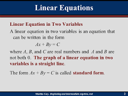 martin beginning and interate algebra 4ed 22 linear equation in two variables