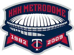Minnesota Twins Stadium Logo - American League (AL) - Chris ...