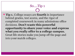 share reflect stand out strategies to write powerful college appli 7