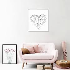 my heart posters and prints decorative wall art canvas painting for new property decorative wall prints ideas