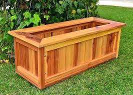 Decorative Planter Boxes Large Garden Troughs Adorable Large Outdoor Planter Boxes As 35