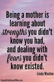 Famous Quotes About Mothers Awesome Famous Mother Quotes By Linda Wooten Golfian