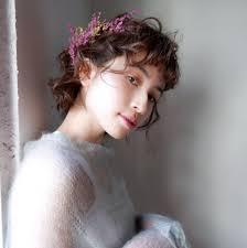和装ドレスまで結婚式主役のアナタにおすすめの髪型 Trillトリル