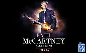 Seating Chart For Paul Mccartney Paul Mccartney Sap Center