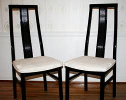 italian lacquer furniture. Italian Lacquer Dining Room Furniture Simple Pair Of Vintage