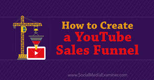 A B Amphitheater Seating Chart How To Create A Youtube Sales Funnel Social Media Examiner