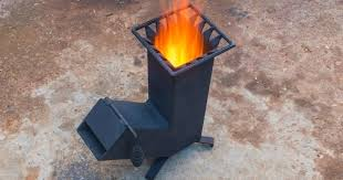 in this tutorial i demonstrate how to build a simple rocket stove which is great for camping or use on a homestead via sean beardon