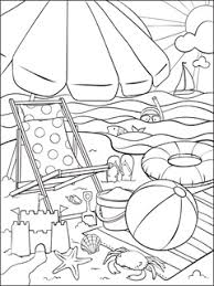 1 page with a word summer themed search puzzle. Summer Free Coloring Pages Crayola Com