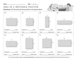 3rd grade perimeter and area worksheets free library ks2 maths ...