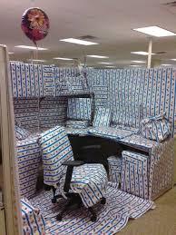 best office desk birthday decorationshahaha gotta do this best office decorating ideas