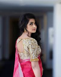 Latest Frill Blouse Design 15 Most Flattering Designer Blouse Patterns For Sarees
