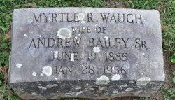 Myrtle Robertson Waugh Bailey (1885-1956) - Find A Grave Memorial