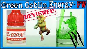 green goblin energy fw review recipe diy e monster green energy drink flavor