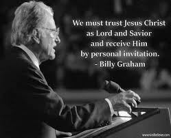Billy Graham Quotes Unique Powerful Billy Graham Quotes The Greatest Evangelist In History