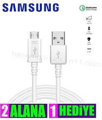 Samsung Galaxy Note 4 Hızlı Şarj Kablosu Orjinal Micro150CM/200CM Fiyatları  ve Özellikleri