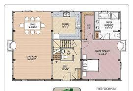 Open Concept Floor Plans Special Ranch Homes