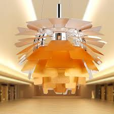 ph louis poulsen artichoke chandelier pendant ceiling light