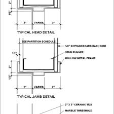 door jamb detail plan. Clever Door Details Exterior Steel Frame Doors Ideas Jamb Detail Plan